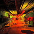 Water Treatment Plant 3D Laser Scan