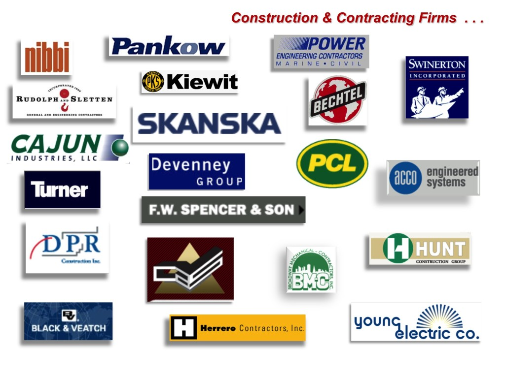 Construction & Contracting Firms
