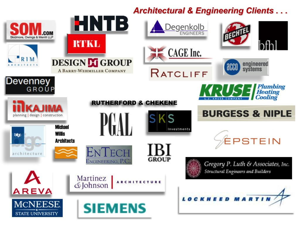 Architectural & Engineering Firms