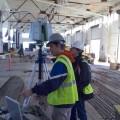 laser scanning job