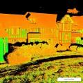 Bernard Maybeck Laser Scan Building