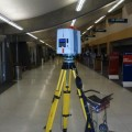Laser Scanning in Airport